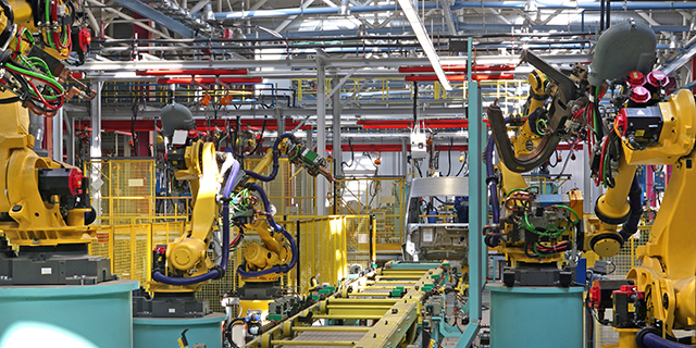 Car-Assembly-Plant