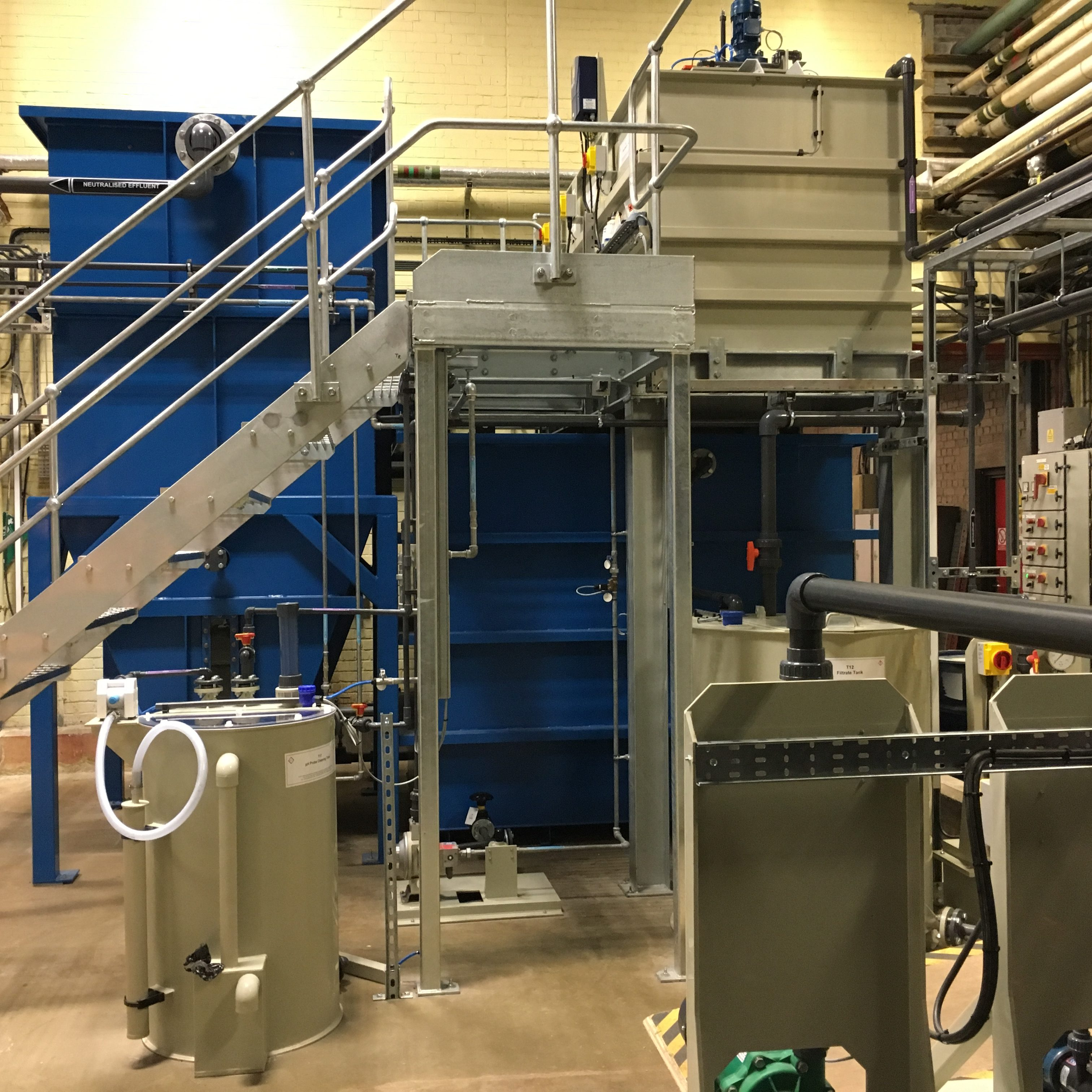 Aerospace sector demands high quality Wastewater Treatmant plants