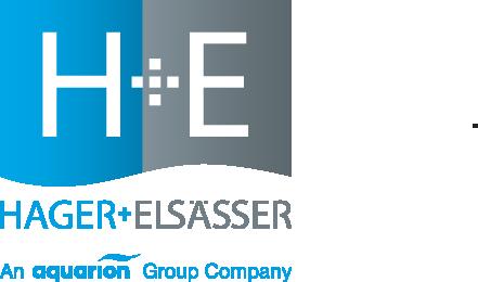 Hager + Elsässer Logo