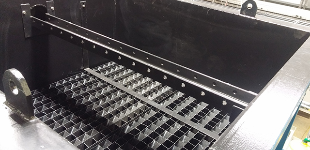 ABS tube modules for a lamella clarifier