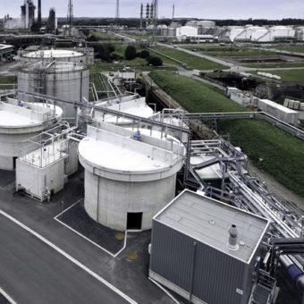 Wastewater Treatment for a Petrochem refinery