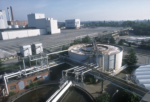 Overview of Sugar WWTP